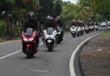 Touring Honda PCX di 4 Pulau Indonesia