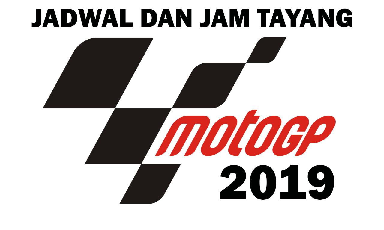 jam tayang motogp 2019