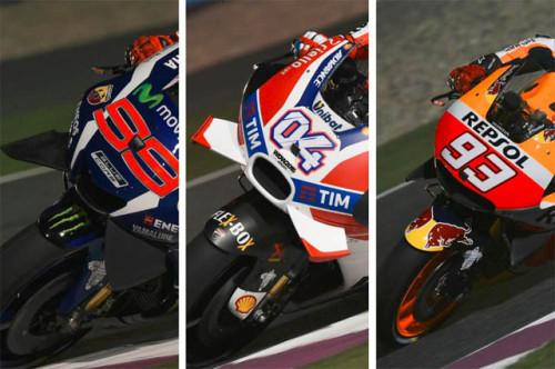 Macam-Macam Aero Part di MotoGP