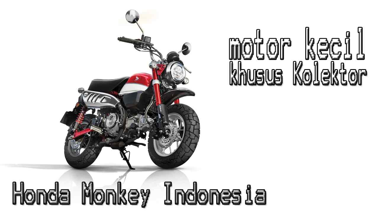 Honda Monkey Indonesia