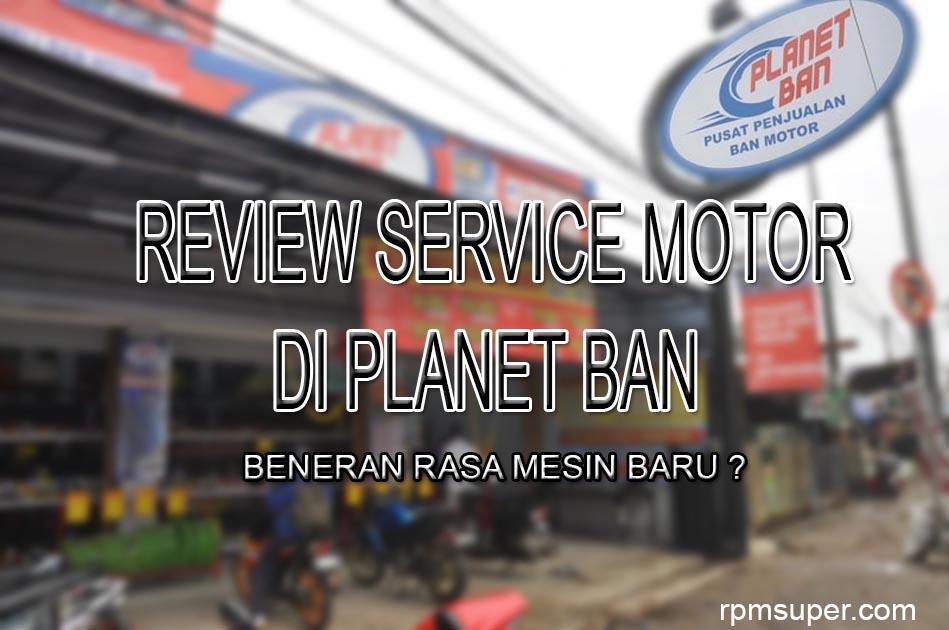 Review Service di Planet Ban