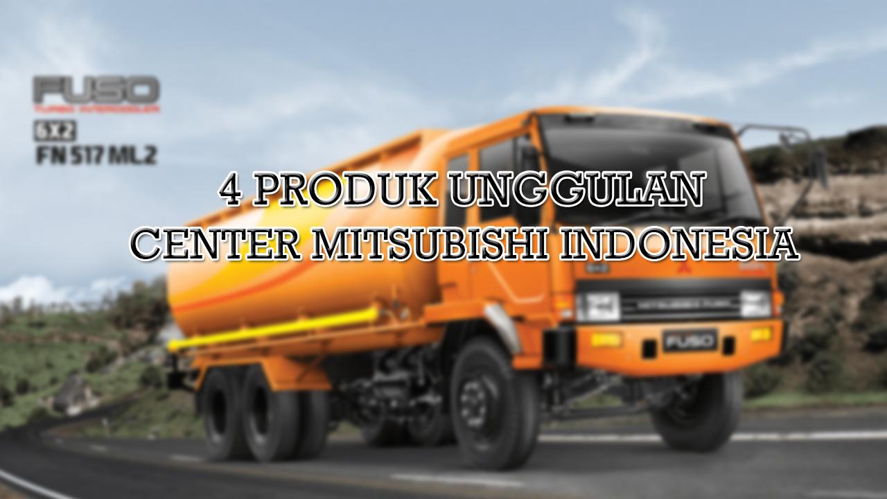 Deretan Kendaraan Niaga dari Center Mitsubishi Indonesia