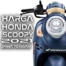 Harga Honda Scoopy 2021 Jawa Tengah