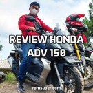 Review Honda ADV 150.