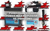 RT Hyperband dan Dualband