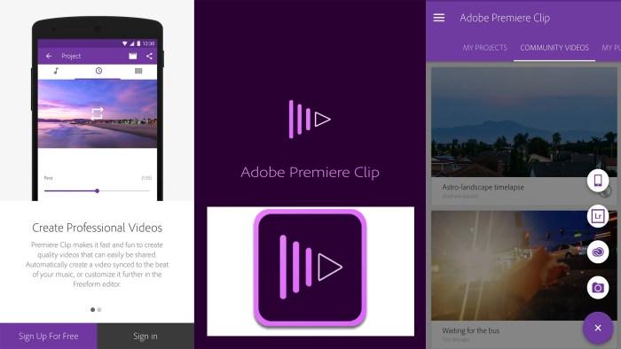 Abode Premiere Clip RPM TECH TIPS