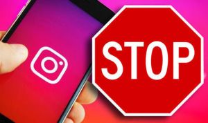 Instagram stop working