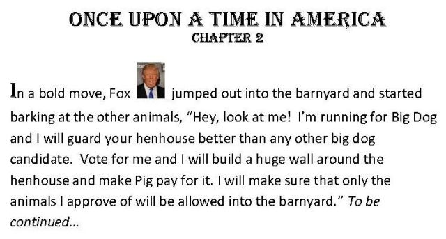 FOX AND TRUMP CH 2R