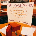 RPRS Spring Social in Review