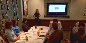 Raleigh Public Relations Society - Monthly Educational Lunch and Learn Programming