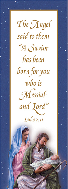 Stationery Sets Holy Family Bookmark