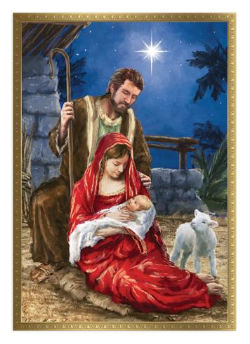 Seasonal The Holy Family