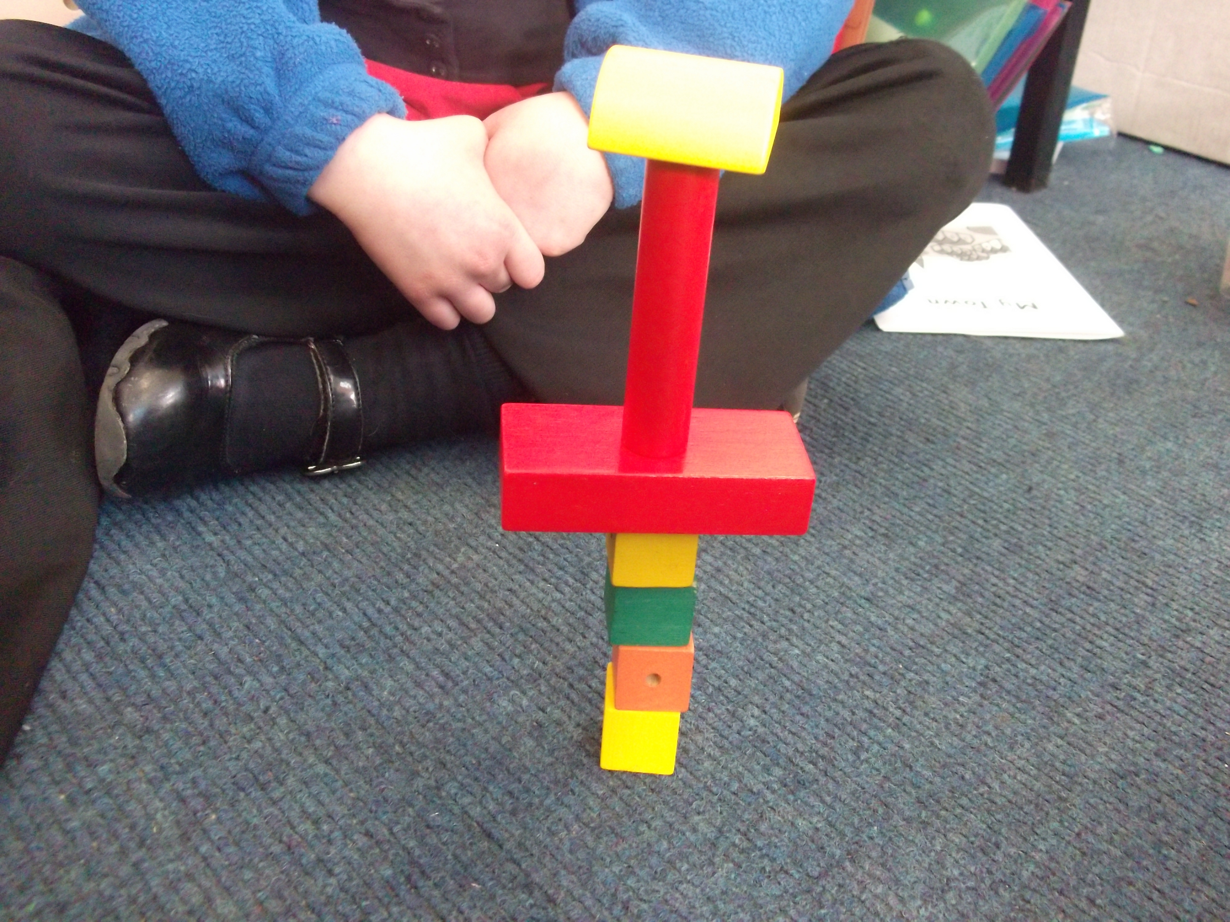 3d Shapes What Can You See 6