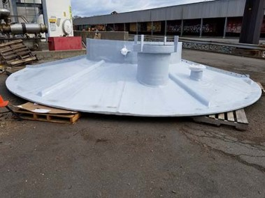 FRP Tank cover