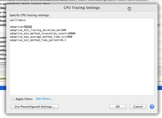 yourKitTracingSettings