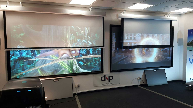 Supernova dnp screens display