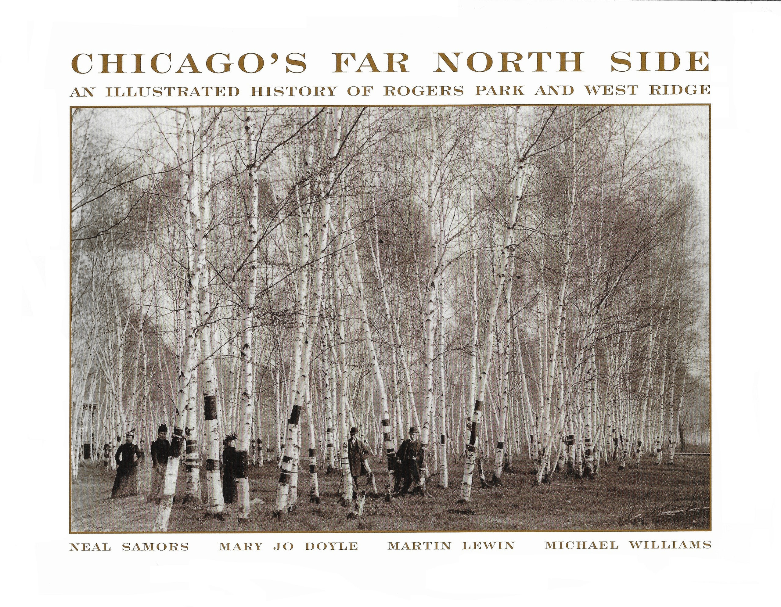 Far North Side Front Cover