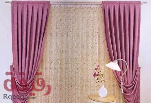 ستائر غرف نوم و أجمل صور ستائر مودرن ستعجبك مجلة رقيقة