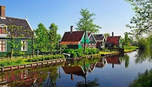 Hollanda gezim