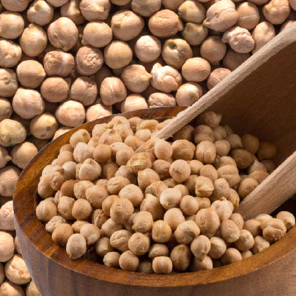 Raw Chick Peas