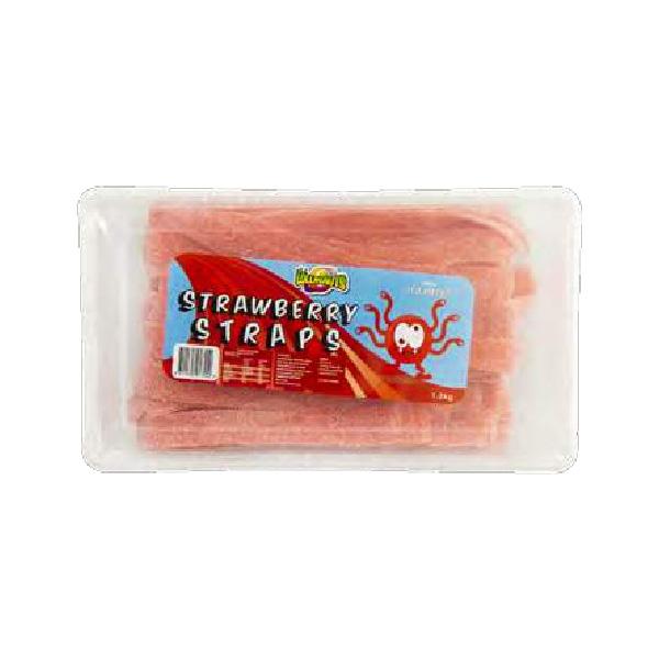 Strawberry Straps Tub