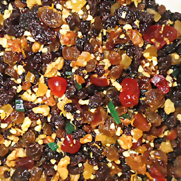Fruit Cake Mix