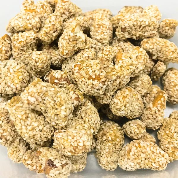 Sesame Honey Cashews