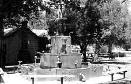 Parkfield Water Company Fountain