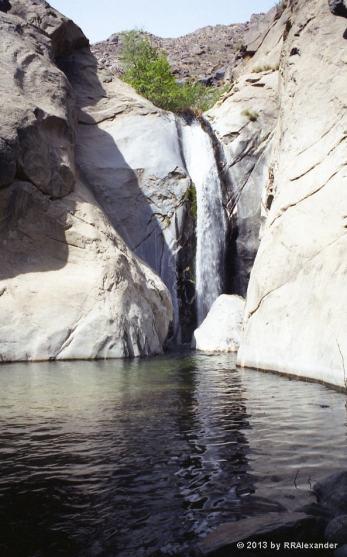 Tahquitz Falls