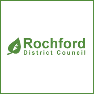 Rochford District Council logo image