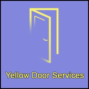 Yellow Door Logo
