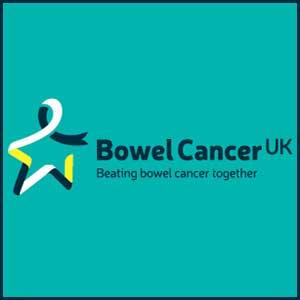 Bowel Cancer UK logo image