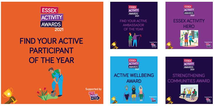 Active Essex Awards image