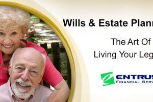 Wills and Estate Planning title slide
