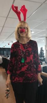 Reindeer Leslie Walsh