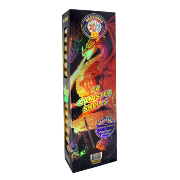 4 inch Brothers Pyro Quest Shells