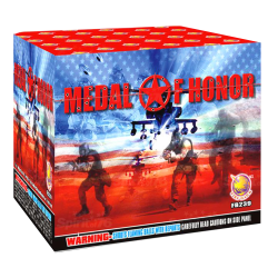 Medal of Honor Red White and Blue