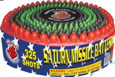 325 Shot Saturn Missile