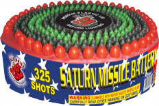 325 Shot Saturn Missile