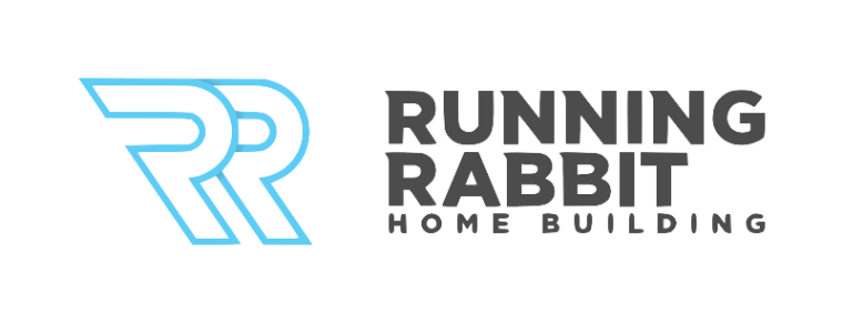 RR home building logo