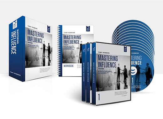 Tony Robbins – Mastering Influence