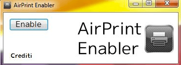 AirPrint Enabler