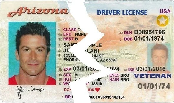 Arizona Suspended License
