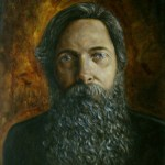 Bill Schaeffer - Acrylic on Canvas - 14x18 - 2009