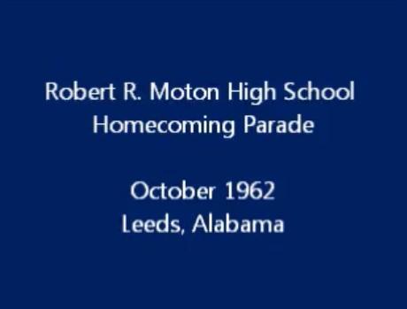 homecoming parade 1962