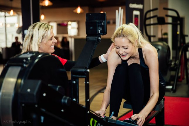 Miss Dorset 2017 bioscore test t Fitness First for Miss Sportswoman Round