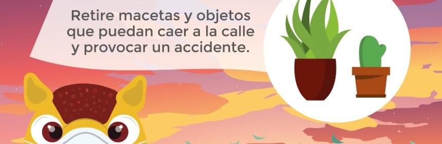 PREVENCIÓN ANTE INCREMENTO EN LA VELOCIDAD DEL VIENTO