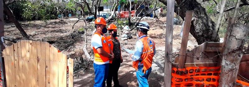 Conred mantiene alerta roja por incremento eruptivo del volcán de Pacaya