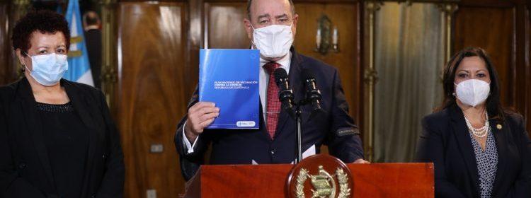 Dan a conocer Plan Nacional de Vacunación contra el COVID19