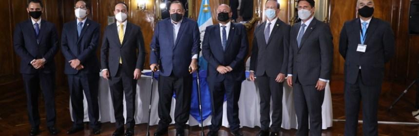 Firman convenio Guatemala no se detiene para atraer inversión y generar empleo